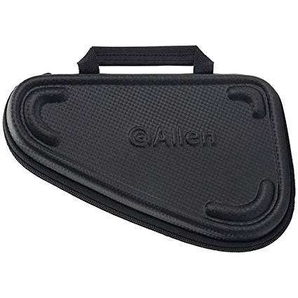 ALLEN Compact Handgun Case Carbon-Look