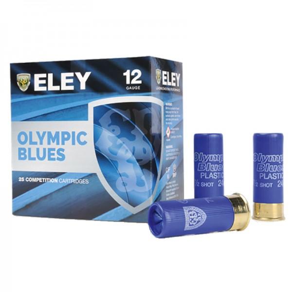 ELEY Olympic Trap 24g 12/70 2mm 25 Stk/Pkg