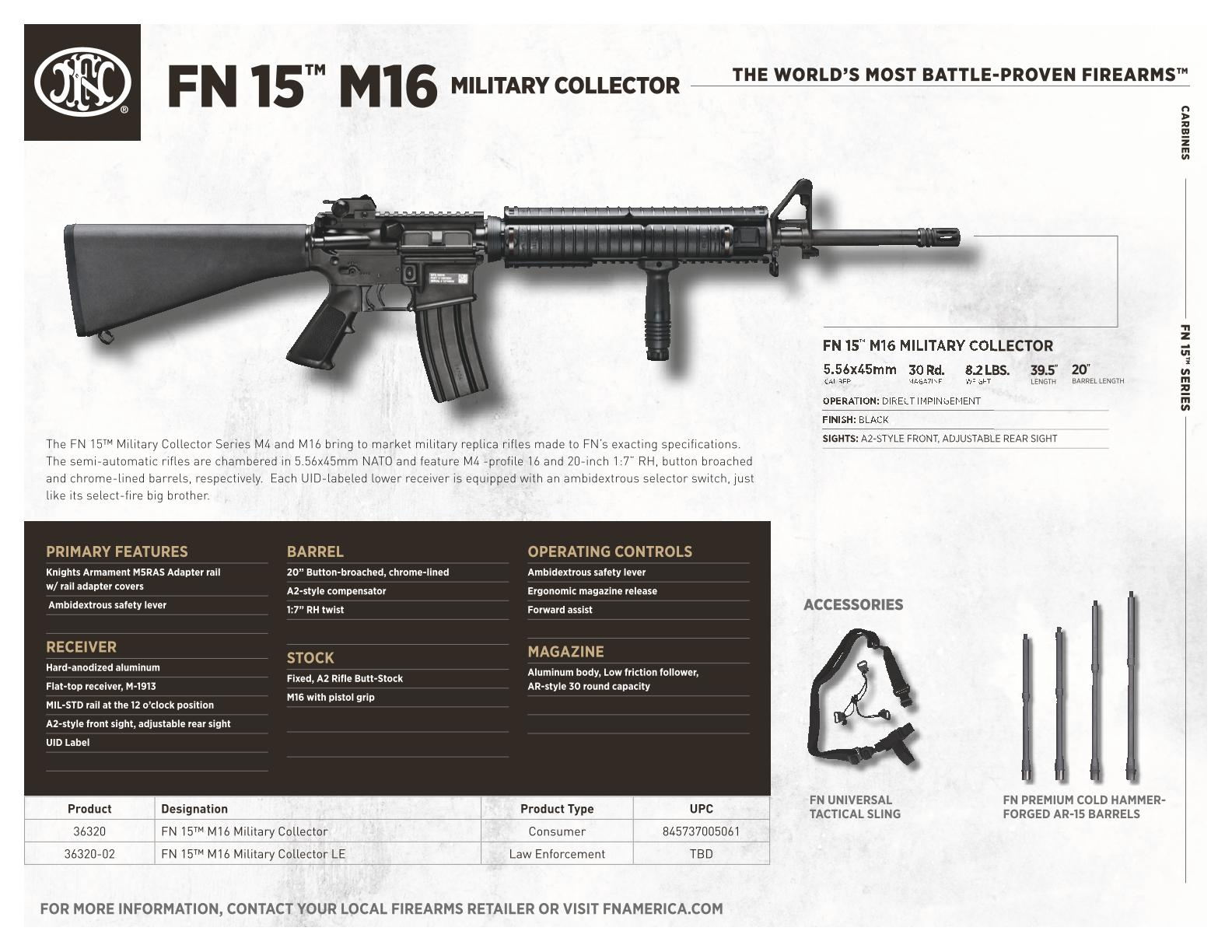 FN-15-R-Military-Collector-M16