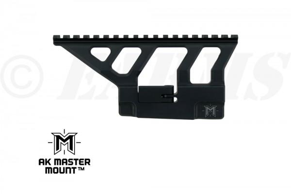 AK MASTER MOUNT™ AK47 AKM Full Length Optic Mount