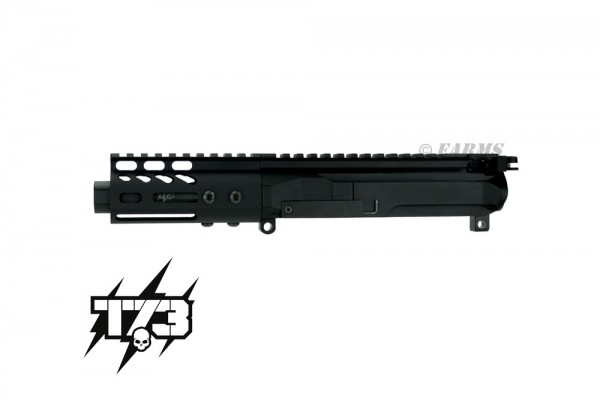 TACTICAL 73 TAC-9P Back Charging 9X19 Wechselsystem