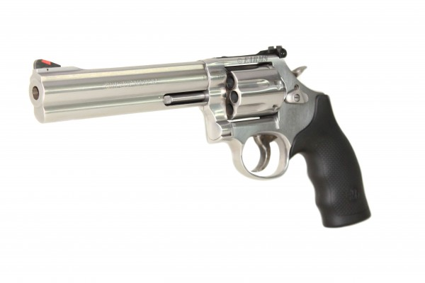 SMITH & WESSON 686 PLUS STS 6''.357 Magnum