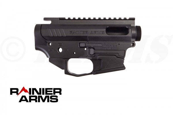 RAINIER ARMS® 9mm Ambi Billet GLOCK® Receiver Set MIL-SPEC