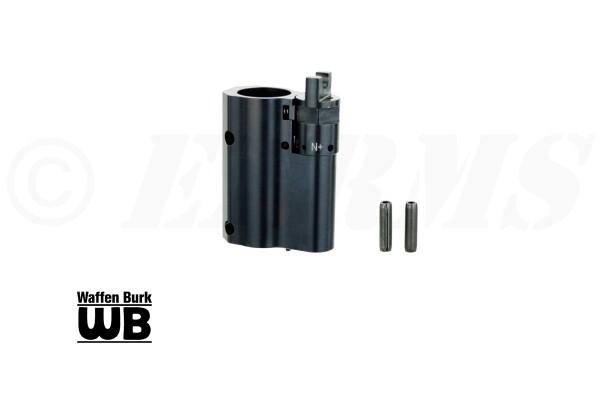 BURK Gasblock einstellbar für H&K MR223 11'' Modelle