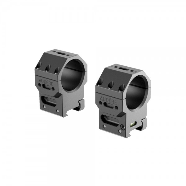 AUDERE Adversus™ Gen2 Scope Rings Ø34 H38
