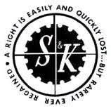 S&K SCOPE MOUNTS