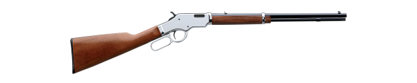 UBERTI 1887 Silver Boy Carbine 19″ .22lr