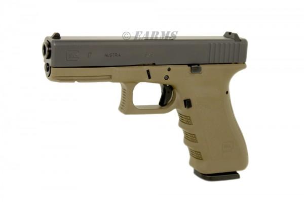 GLOCK 17 GEN3 OLIV 9mm Luger