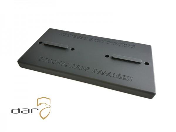 DAR RTS Benchrest Plate