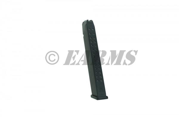 GLOCK 31 Schuss Magazin 9mm Luger