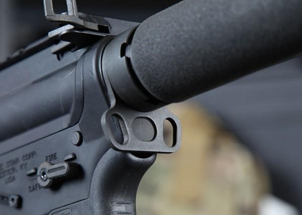 DOUBLESTAR AR15 / AR10 Receiver End Plate Ambidextrous MIL-SPEC