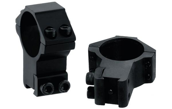 UTG Ringmontage 30mm HIGH für 9-11mm Prismenschienen