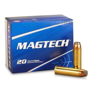 MAGTECH .500 S&W SJSP 400grs. 20 Stk/Pkg