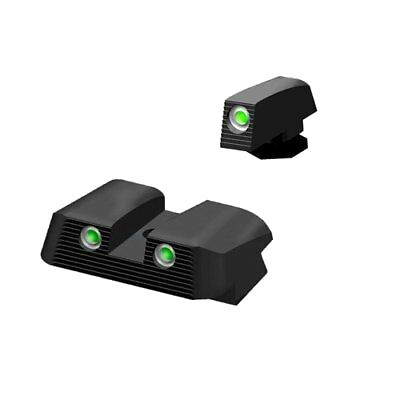 HIVIZ GLOCK® NITESIGHT™ Tritium Sight SET GLN129