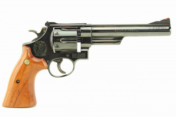 SMITH & WESSON Mod. 25-3 125 years Anniversary Edition .45LC 1852-1977