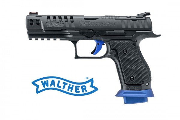 WALTHER Q5 MATCH STEEL FRAME *CHAMPION* 9mm Luger