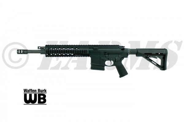 BURK BR-10 VR Battle Rifle 14,5'' .308 WIN