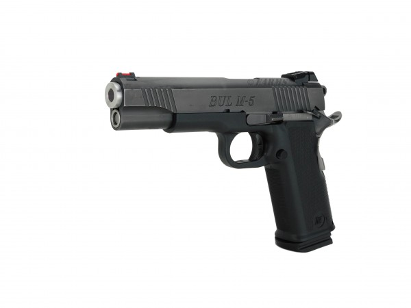 BUL M5 1911 GOVERNMENT Matchpistole 9mm Luger