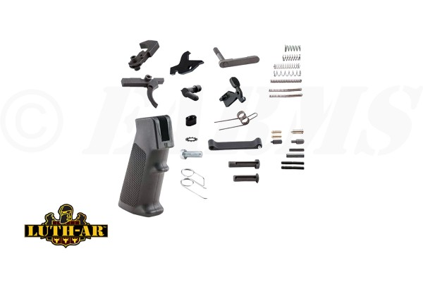 LUTH AR-15 Lower Parts Trigger KIT Bulk Pack MIL-SPEC