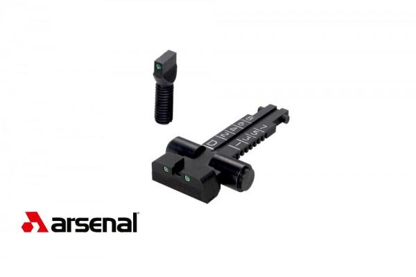 ARSENAL AK47 / AR / SAR TRITIUM 3-DOT SIGHT SET