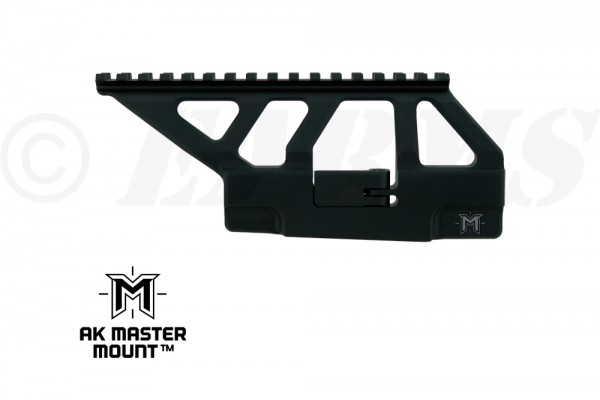 AK MASTER MOUNT™ AK47 Optic Mount for YUGO version